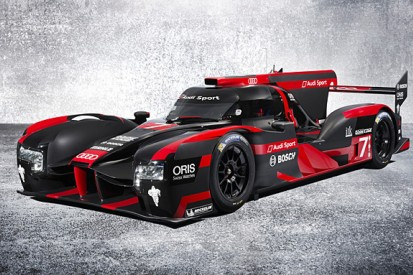 Audi steps up to 6MJ hybrid class with 2016 R18 WEC racer