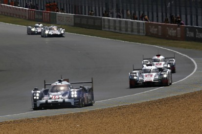 Porsche and Audi scale back Le Mans entries to two cars each