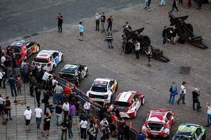First day of World RX Argentina postponed due to conditions