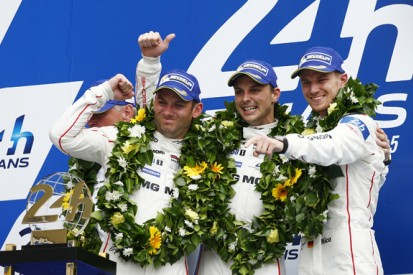 Le Mans winners Nick Tandy and Earl Bamber won't get to defend crown