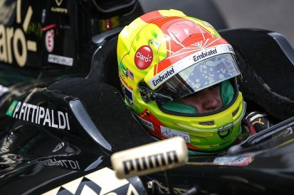 FV8 3.5 Mexico: Pietro Fittipaldi doubles up with pole for race two
