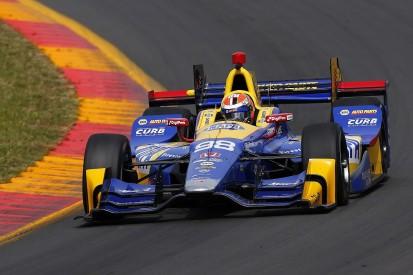 Alexander Rossi takes maiden IndyCar pole at Watkins Glen