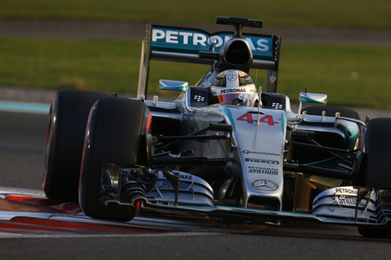 Hamilton admits he has been struggling with Mercedes F1 car lately