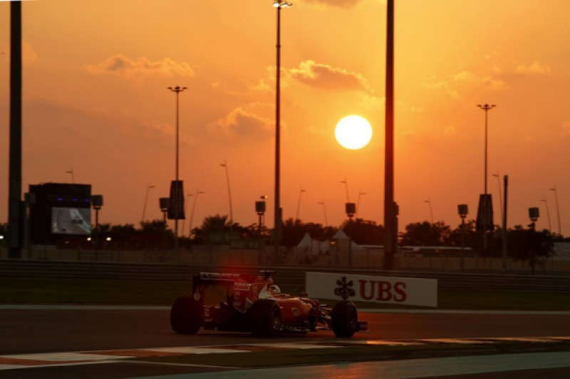 'Small mistake' in Abu Dhabi GP qualifying was costly for Vettel