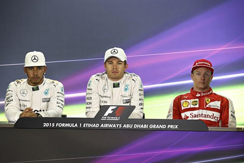 Abu Dhabi GP qualifying FIA press conference full transcript