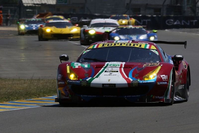 WEC delays plan for GTE Pro qualifying races