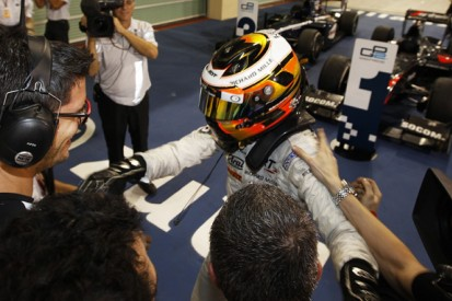Abu Dhabi GP2: McLaren's Vandoorne claims series record with win