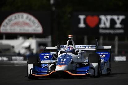 Watkins Glen IndyCar: Scott Dixon tops third practice for Ganassi
