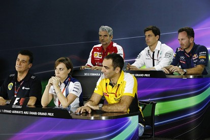 FIA Friday press conference transcript - Abu Dhabi