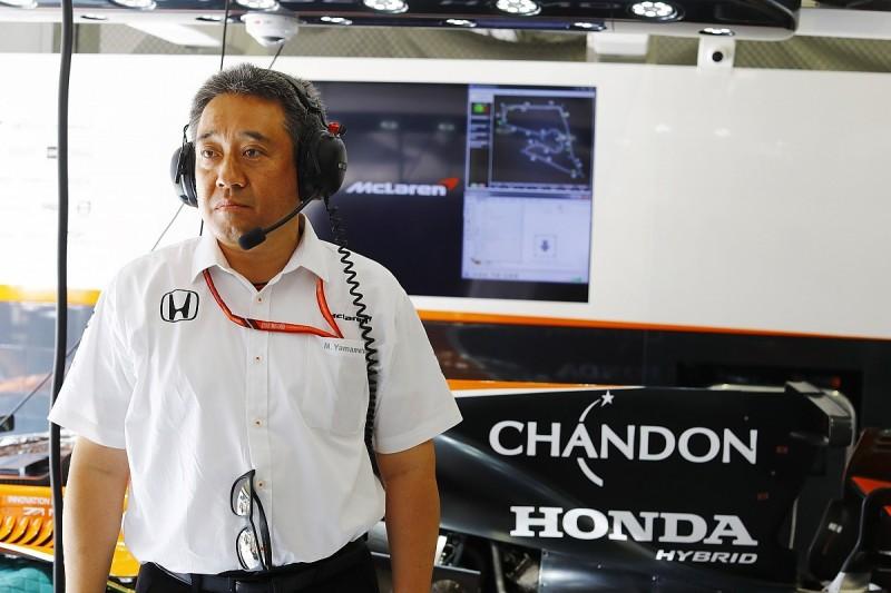 Honda boss Yamamoto to arrive at Monza for crunch F1 future talks