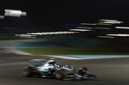 Abu Dhabi GP: Nico Rosberg leads Lewis Hamilton in F1 practice two