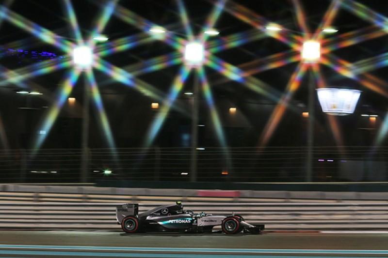 Nico Rosberg using 'very old' F1 engine for Abu Dhabi GP