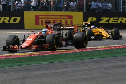FIA explains why Fernando Alonso escaped penalty for Spa incident