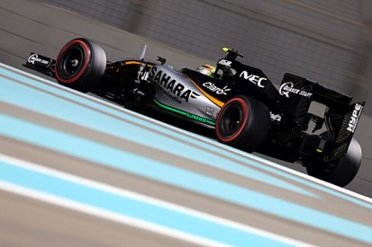 Force India surprises Red Bull and Ferrari with Abu Dhabi F1 pace