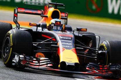 Gearbox change increases Ricciardo's F1 Italian GP grid penalty