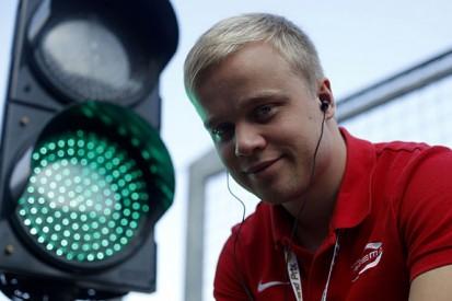 F3 champion Felix Rosenqvist joins Prema for GP2 testing