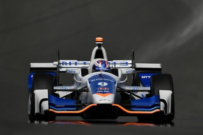 Watkins Glen IndyCar: Scott Dixon fastest in red flagged practice