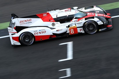 Toyota to decide on its future in WEC LMP1 in October