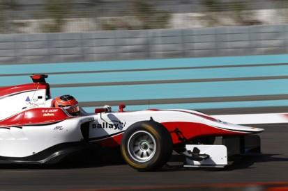 Abu Dhabi GP3: Mercedes' Ocon takes pole and championship lead