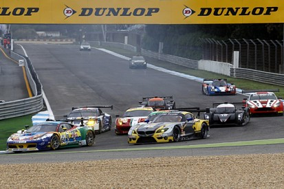 GTC class for GT3 cars dropped from ELMS for 2016