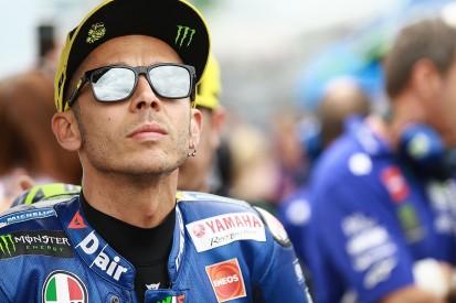 MotoGP rider Rossi needs '30 to 40 days' to rest after leg break