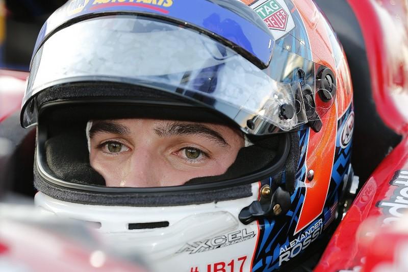 Alexander Rossi extends Andretti Autosport IndyCar Series deal
