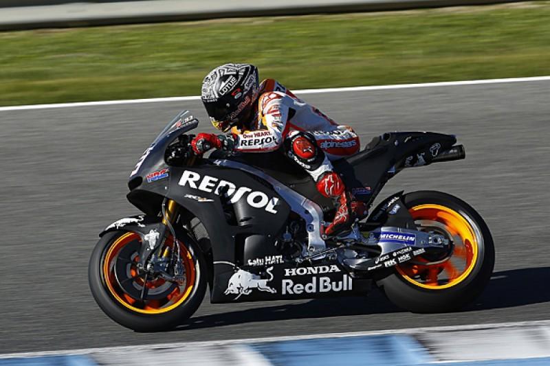 Honda MotoGP riders Marquez, Pedrosa unsure about 2016 engine