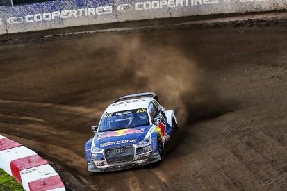 Ekstrom's EKS Audi World Rallycross team faces uncertain future