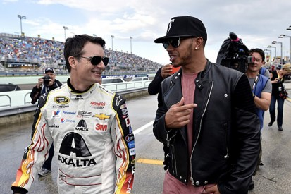 Lewis Hamilton keen to try NASCAR and thinks F1 can learn from it