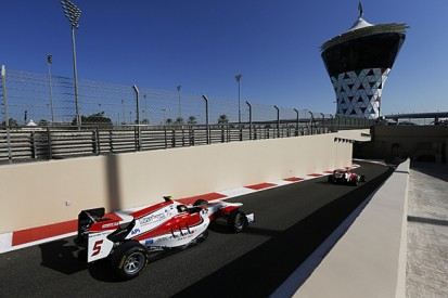 Abu Dhabi GP3: Kirchhofer pips Ghiotto and Ocon in practice