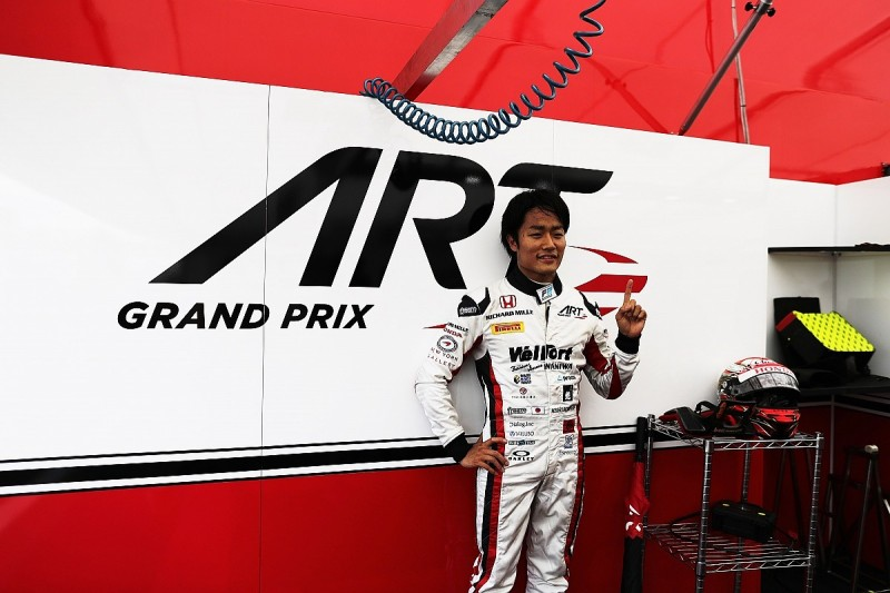 Monza F2: Matsushita secures first pole, Leclerc qualifies seventh