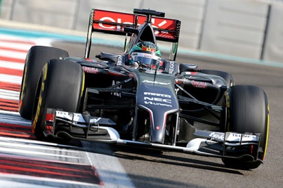 Adderly Fong gets another Sauber F1 test in Abu Dhabi