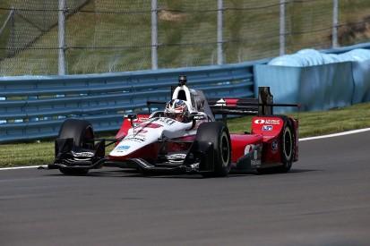 Watkins Glen IndyCar: Graham Rahal leads Friday morning practice