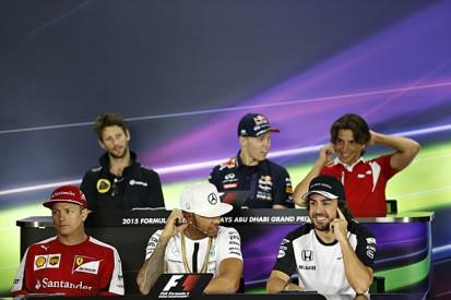 Abu Dhabi GP Thursday F1 press conference full transcript