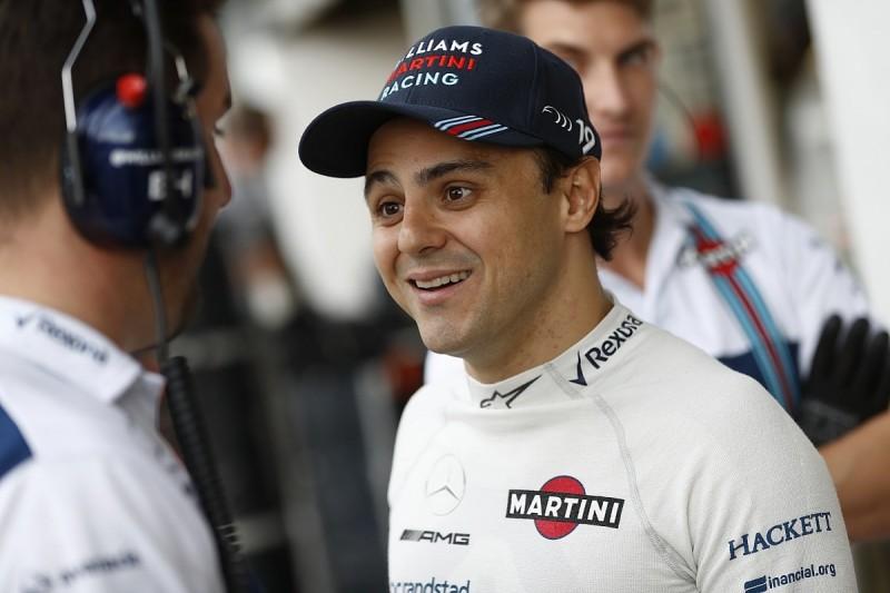 Williams driver Felipe Massa will move to Formula E after F1