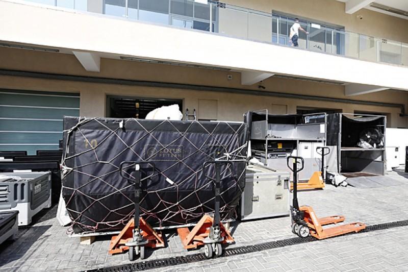 Bernie Ecclestone pays Lotus F1 team's Abu Dhabi Grand Prix bills
