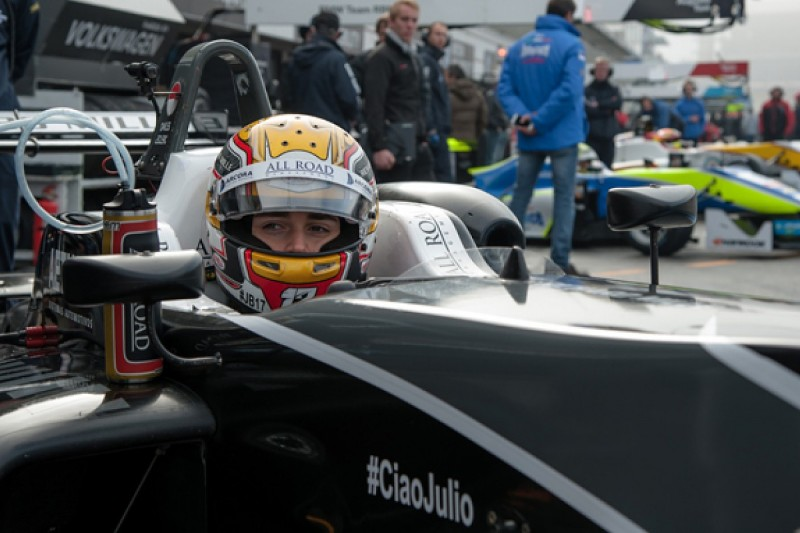 F3 frontrunners set for Abu Dhabi GP3 test, considering 2016 move