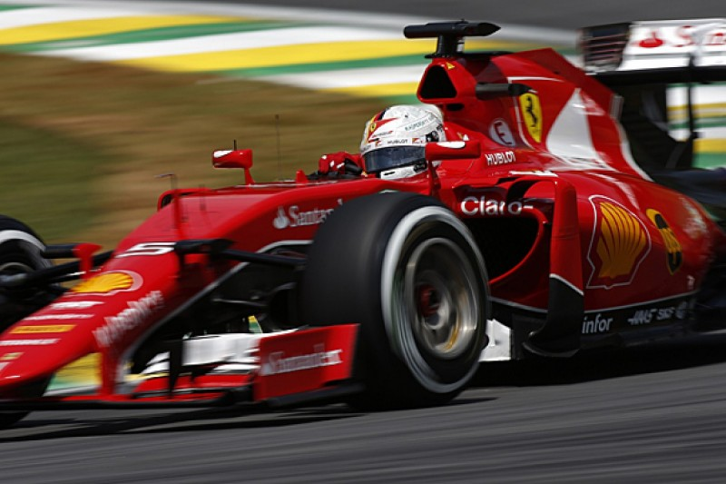 Ferrari F1 team has gained 0.5s through fuel in 2015 says Shell