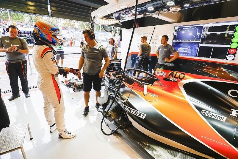 Fernando Alonso denies making McLaren-Honda F1 quit threat