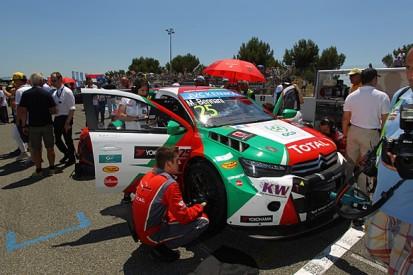 Sebastien Loeb's Citroen team to continue in WTCC in 2016