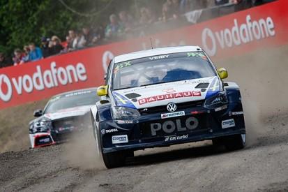 WRC3 star Ole Christian Veiby gets extra World Rallycross outing