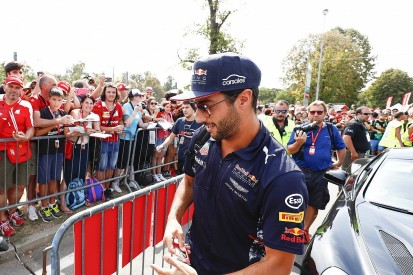 Red Bull's Ricciardo expects F1 engine change grid penalty at Monza