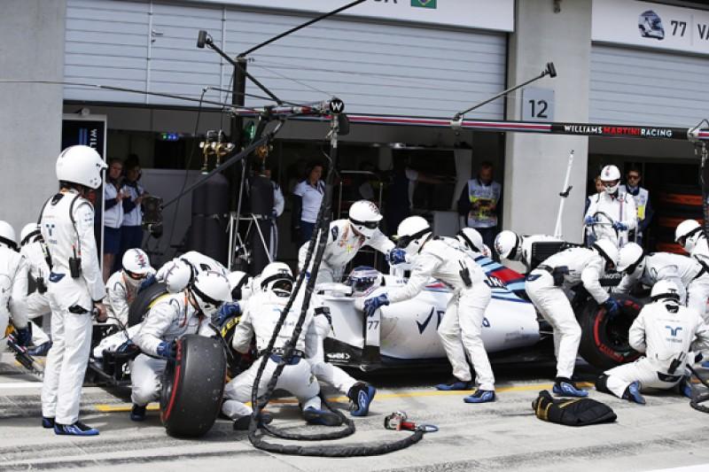Williams will not 'risk' Formula 1 wheelnut fix in Abu Dhabi GP