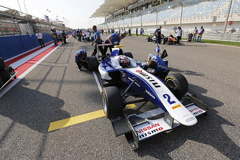 Jann Mardenborough to miss Carlin GP3 finale, Adderly Fong steps in