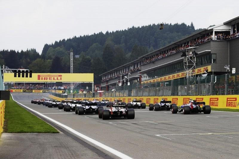 Formula 1 grid penalties must end - Ross Brawn
