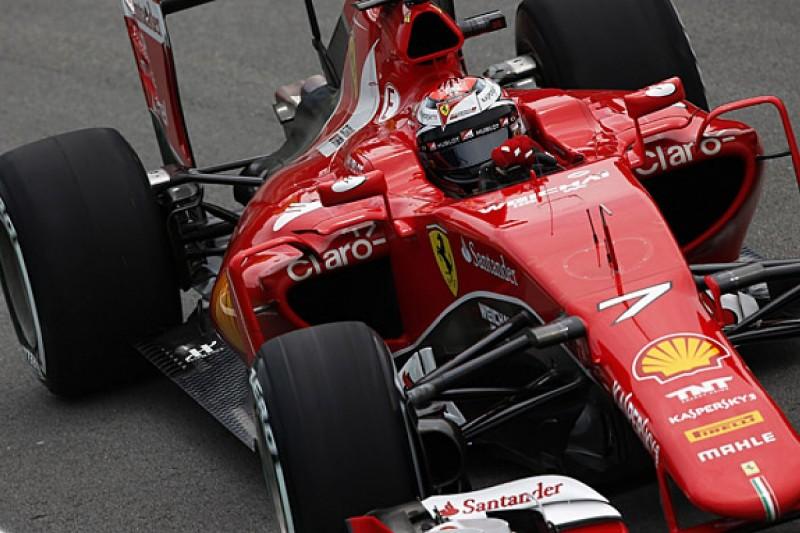 Kimi Raikkonen says his 2015 F1 season has been 'painful' at times