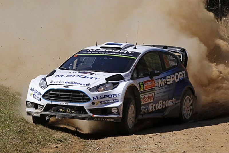 Ott Tanak dropped by M-Sport for 2016 World Rally Championship