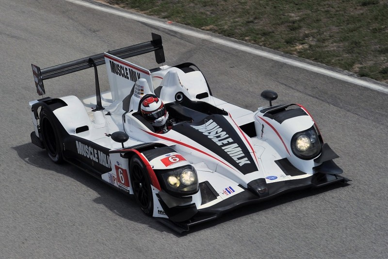 Wirth Research working on new LMP1 project for 2019 WEC