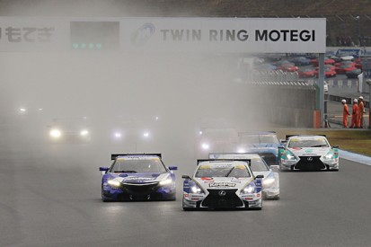 DTM and Super GT head to head races could still happen
