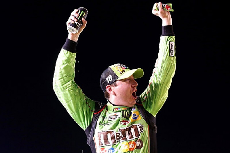 Kyle Busch to have more surgery on leg and foot injuries